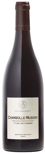 CHAMBOLLE-MUSIGNY PREMIER CRU LES CHARMES